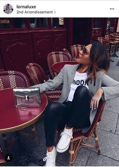 Style superstar: Go-to girl and fashion blogger @LORNALUXE has got autumn style sorted and she¿s on a mission to prove that you can channel a luxe vibe without breaking the bank - here she is on Insta wearing George at Asda and looking on trend