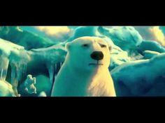 ▶ Coca-Cola Polar Bears Film 2013 produced by Ridley Scott - YouTube