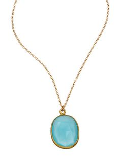Gemma Necklace - Love! Teru Amaro!