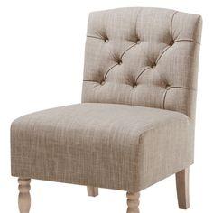 Madison Park Madison Park Lola Tufted Slipper Chair & Reviews | Wayfair