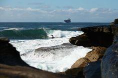 Australien: Wellenreiten am Cape Solander - SPIEGEL ONLINE