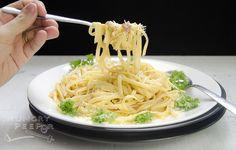 Pasta Carbonara The Half-Italian Way