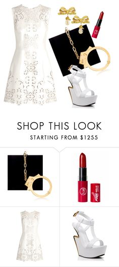 """""""Hot"""" by dichroa ❤ liked on Polyvore featuring Charlotte Olympia, Dolce&Gabbana, Giuseppe Zanotti and Vintage"""