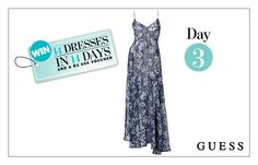 WIN: A Moroccan Tube Dress From Guess