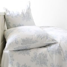 Rachel Ashwell Shadow Rose Blue Euro Pillow Sham @LaylaGrayce