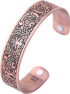Yoga Armband +++ Hitta ett toppval 2021! +✅ Olika alternativ för att välja en fin Yoga Armband. Det bästa urvalet av topprankade produkter ✮ Fantastiska Amazon-priser. Helt enkelt. Klar. Köp den enkelt online! Bracelets For Men, Cuff Bracelets, Bangles, Bracelet Men, Raven Bird, Cuff Jewelry, Unisex, Celtic Knot, Antique Copper