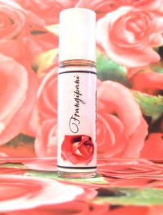 Frangipani Tropics Oil Perfume .35oz  10 ml  Roll by SunKidGifts, $6.50