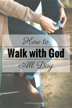 What if we've overcomplicated the spiritual life? What if the way to walk with God is right in front of us?