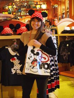 MBA Candidate Christina Johnson Upcycles Disney's Trash and Sells It Back to Them! #business #sustainability