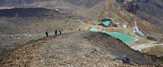 Tongariro trek en Nouvelle-Zélande, 19km pour rencontrer Sauron #trek #nouvelleZeland #outdoor