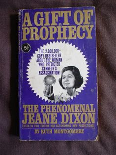 15 best valerie sherwood books images on pinterest book covers a gift of prophecy the phenominal jeane dixon by ruth montgomery 1967 bantam fandeluxe Images