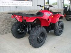 New 2016 Yamaha Kodiak™ 700 EPS ATVs For Sale in Minnesota. GET THIS ALL NEW 2016 YAMAHA KODIAK EPS NOW ON SALE FOR $ 7,295.00 AT CAROUSEL MOTORSPORTS IN DELANO. MSRP on this ATV is $ 8,199.00 + FREIGHT.  The all new Yamaha Kodiak 700 has all the bare essentials covered! This tough Kodiak features Yamaha electric power steering!! Built for the Real World, The 2016 Kodiak™ 700 has an all-new 708cc, 4-valve, fuel-injected engine with optimized torque, power delivery and engine character—ideal…