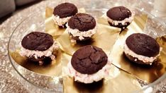 Get this all-star, easy-to-follow Peppermint Patty Sandwich Cookies recipe from Giada De Laurentiis