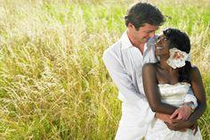 interracial couple..WIN!