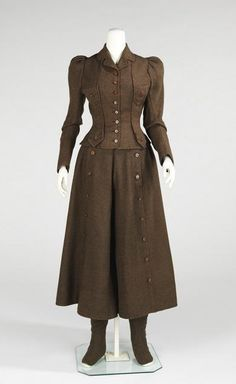 victorian hiking outfit - Google Search