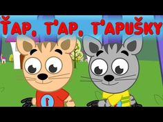 Slovak Language, Kids Songs, Diy And Crafts, Youtube, Children, Fictional Characters, Young Children, Boys, Nursery Songs