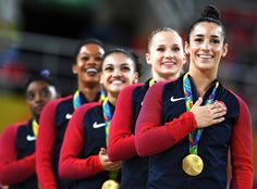 Final Five Squad Goals: How the U.S. Women's Gymnastics Team Can ...