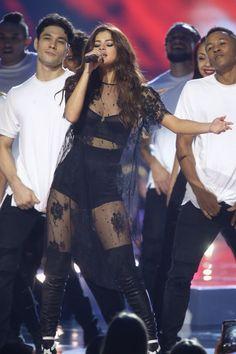 April 7: Selena performing at We Day California in Los Angeles, CA