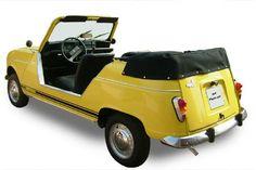 R4 Plein Air, 1968 - Renault 4