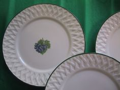 fruits Fragile, Pie Dish, Creations, Plates, Dishes, Fruit, Tableware, Kitchen, Licence Plates