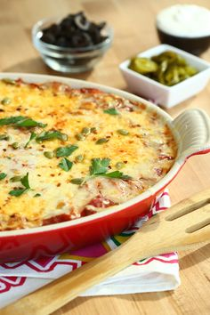 Bright and Springy Cheese Enchiladas: We used Cabot Clothbound Cheddar and Castelrosso!