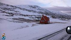 Road 92 to Egilsstaðir (Iceland)