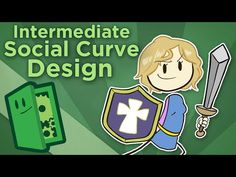 Intermediate Social Curve Design - Introducing Cooperation Rewards - Extra Credits - YouTube