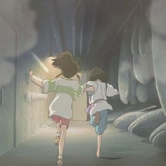 #spiritedaway Spirited Away, Miyazaki, Studio Ghibli, Anime, Manga, Fictional Characters, Swag, Icons, Instagram