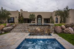 Guanajuato This beautiful contemporary estate has just been completed and is now ready to go to the marketplace. This home is for the discerning buyer and has been meticulously designed by the owner with the finest of details. As you enter through the front... $2,350,000 Guanajuato