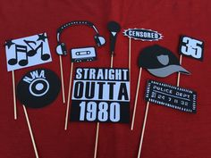 Custom Straight Outta Compton inspired by ErinsHandcraftedCrea