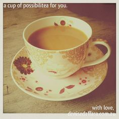 Possibilitea's are endless xo