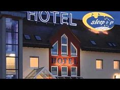 Sleep & Go - Bad Hersfeld - Visit http://germanhotelstv.com/sleep-go This 2-star Superior hotel lies just off the A4 motorway junction at Bad Hersfeld 1.5 km from the spa town's historic centre. It offers Wi-Fi internet free parking and Croatian cuisine. -http://youtu.be/4qNnthRsTlI