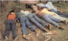 Jonestown Massacre...The People's Temple...Jim Jones