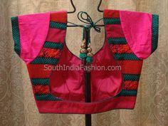 blouse design 3