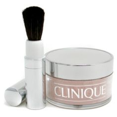 Clinique Blended Face Powder and Brush - Transparency 2