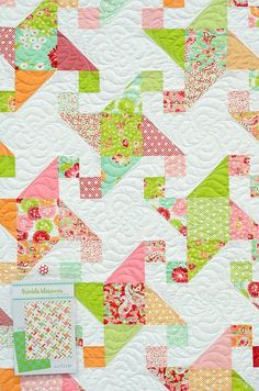 Surfside by Thimble Blossoms - Featured in Scrumptious by Moda - TB#161