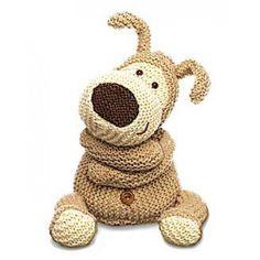 Буффи, собачка из мягкой шерсти | 800 схем амигуруми на русском