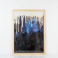 Pintura abstracta, Impresiones oscuras, 2009   Antic&Chic