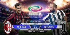 Prediksi AC Milan vs Juventus Liga Italia Serie A