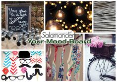 A Hipster themed party or event, to make you heart happy and all your guests feel hip.