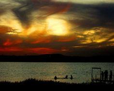 Lago da Perucaba em Arapiraca