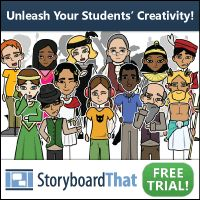 Comic Writing Prompts for Students