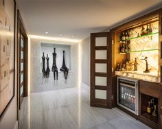 Contemporary Bar Home Design Ideas U0026 Photos