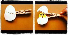 A cute and fun Easter arts n crafts idea!  @KASIE---classroom fun!