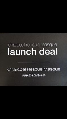 NOW in stock! NEW @dermalogicaUK #charcoalrescuemasque ♫ Bruises - Charcoal Made with Flipagram - https://flipagram.com/f/mLF8mhrFhE