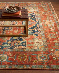 Exquisite Rugs Maida Serapi Rug, 8 x 10 Persian Carpet, Persian Rug, Room Rugs, Rugs In Living Room, Area Rugs, Dining Rooms, Morrocan Rug, Hand Tufted Rugs, Indoor Rugs