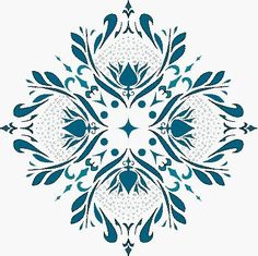 .Really beautiful stencil