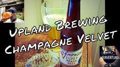 Beer Review: Upland Champagne Velvet