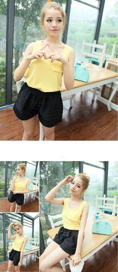 印刷された女性用ホットショートパンツショートパンツウエストゴム高品質で低価格
