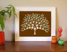 Gorgeous genealogy charts / family trees